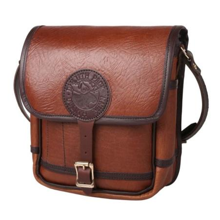 Duluth Pack Bison Leather Mini Haversack Made in USA