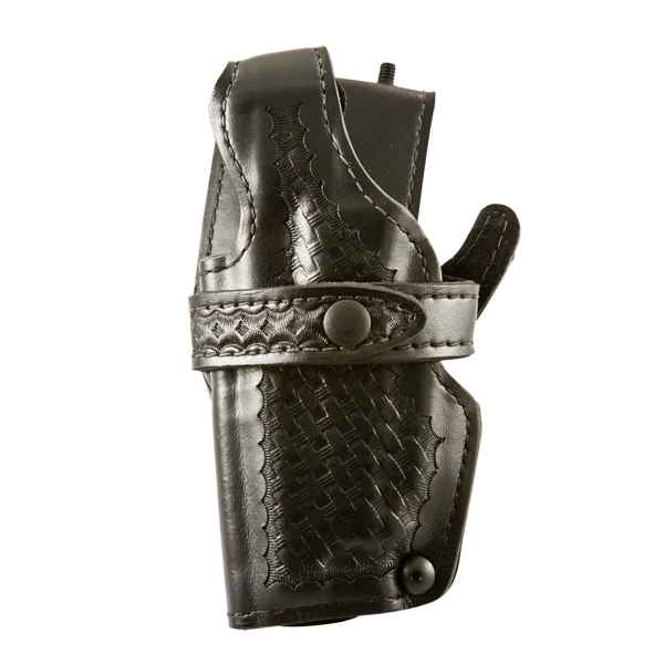 Safariland 0705 Low-Ride Duty Holster, LH, B/W Black, S&W