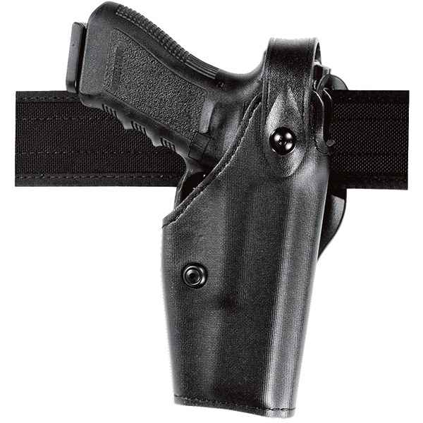 Safariland 6280 Duty Holster, RH, STX, Black, AMT Hardballer