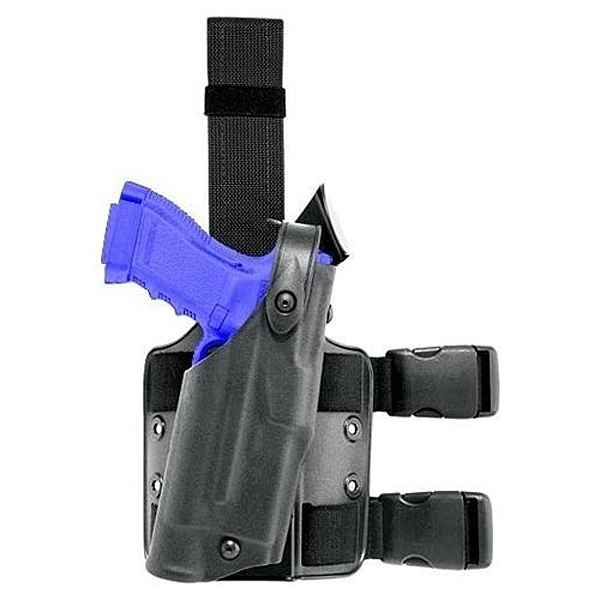 Safariland 6304 Tactical Holster, RH, STX, Black, Sig P220/P226
