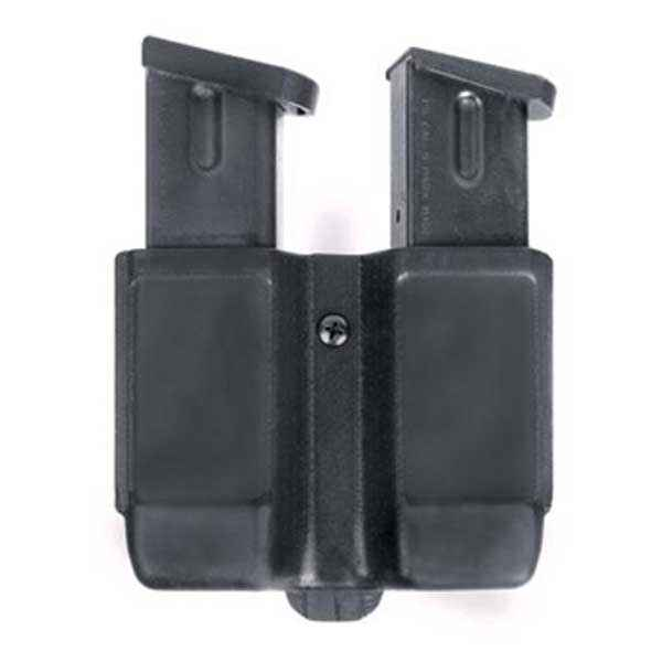 Blackhawk Double Mag Case Double Stacked, Black Matte, Sig/Cal