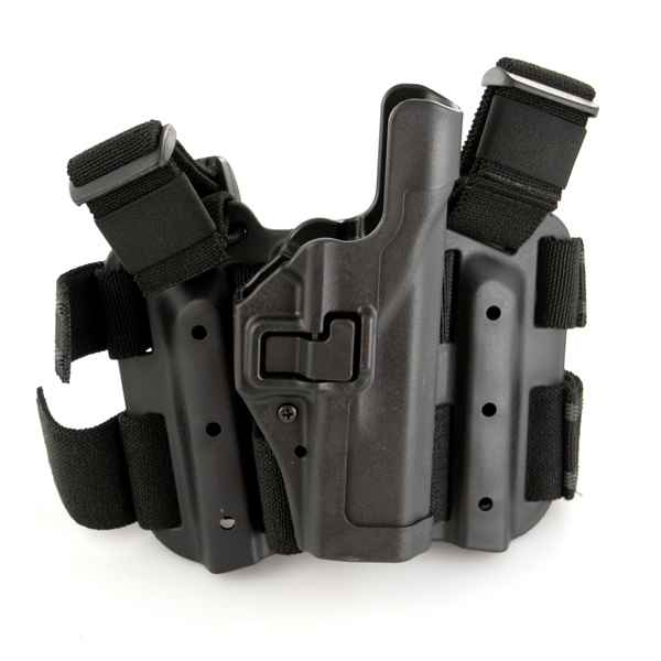 Blackhawk Tactical Serpa Holster, RH, Black, Glock 17/19/22/31