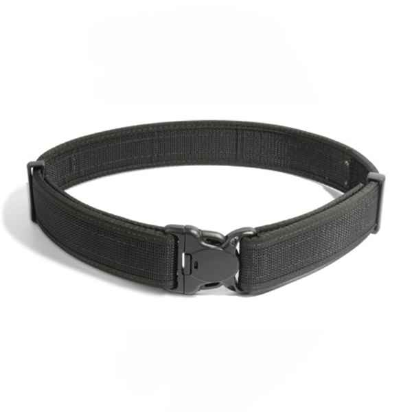 Blackhawk Reinforced Web Duty Belt, Black, Fits 26-30 in.