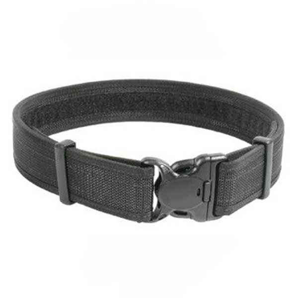 "Blackhawk 2"" Web Duty Belt, Black, Fits 26-30 in."