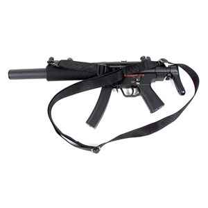 Blackhawk SWIFT Sling MP-5 Fixed and Collapsable, Black