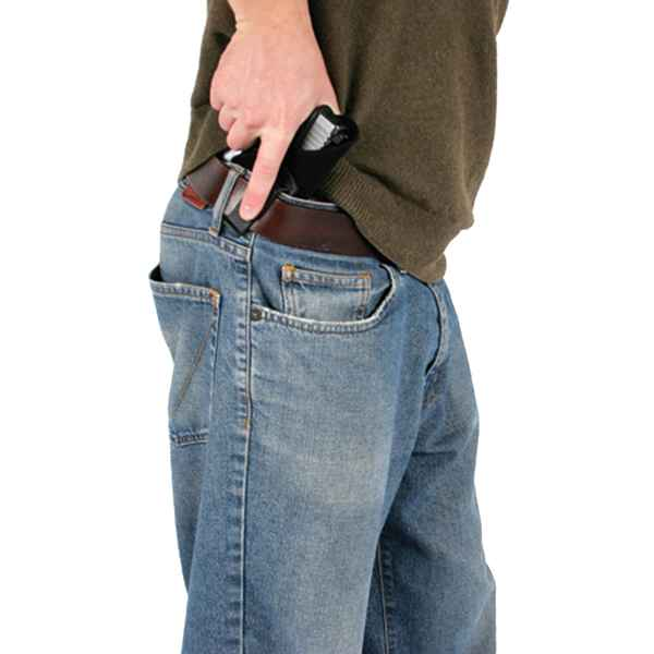 Blackhawk Inside-The-Pants Holster w/Strap, RH, Large Autos