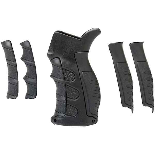 Command Arms Accessories AR15/M16 Replacement Pistol Grip,Finger Grooves/Backstraps??