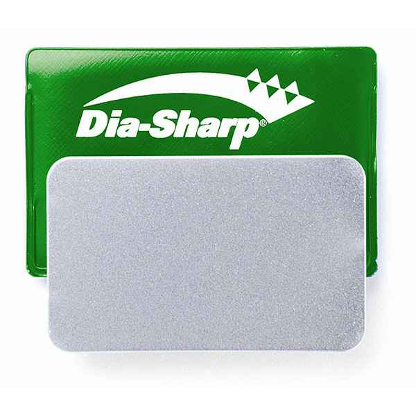 DMT Dia-Sharp Diamond Credit Card,Extra Fine, 3 in.