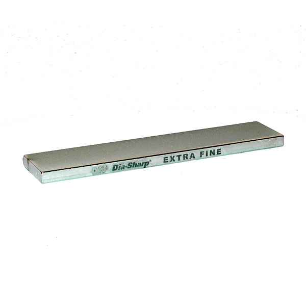 DMT Dia-Sharp Diamond Bench Stone Sharpener, Extra Fine, 4 in.
