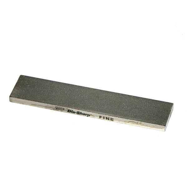 DMT Dia-Sharp Diamond Bench Stone Sharpener, Fine, 4 in.