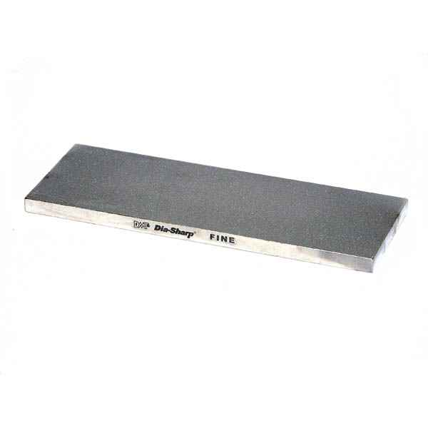 DMT Dia-Sharp Diamond Bench Stone, Fine, 8 in.