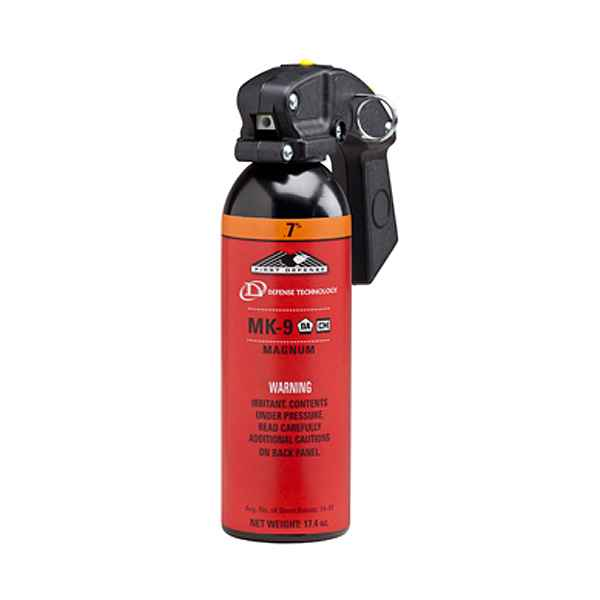 Defense Tech Crown Management MK-9, .7%, HV Fogger, 13.4 oz.