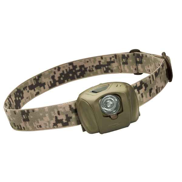 Princeton Tec EOS Tactical Headlamp, Olive Drab, 45 lm