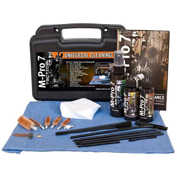 Hoppe's M-Pro 7  Tactical Cleaning Kit, Clam