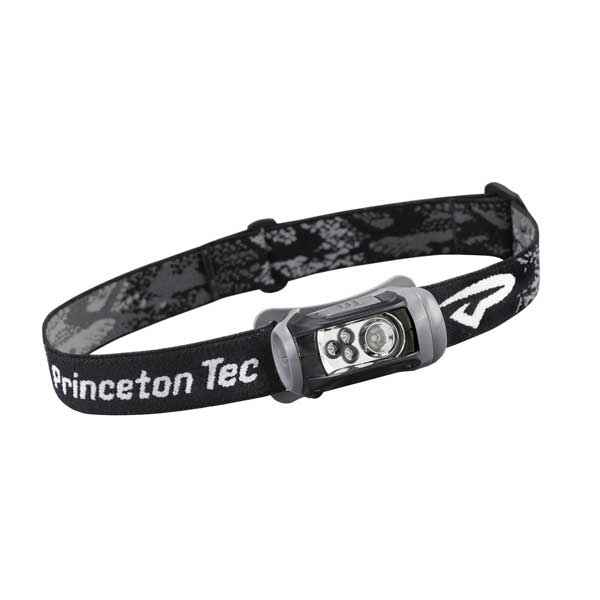 Princeton Tec Remix Hybrid, Black Body, 4 White LEDs, Uses 3 x AAA