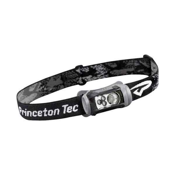 Princeton Tec Remix Hybrid, Black Body, 1 White, 3 Red LEDs, Uses 3 x AAA