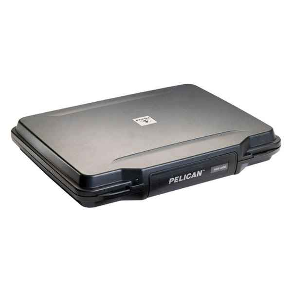 Pelican Products 1085 Hard Back Case, Black, w Foam