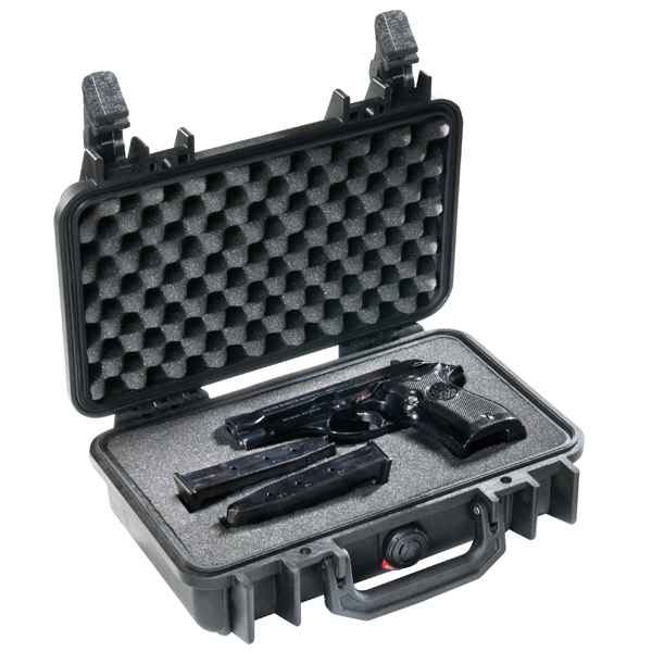 Pelican Products 1170 Case, with Foam, Black