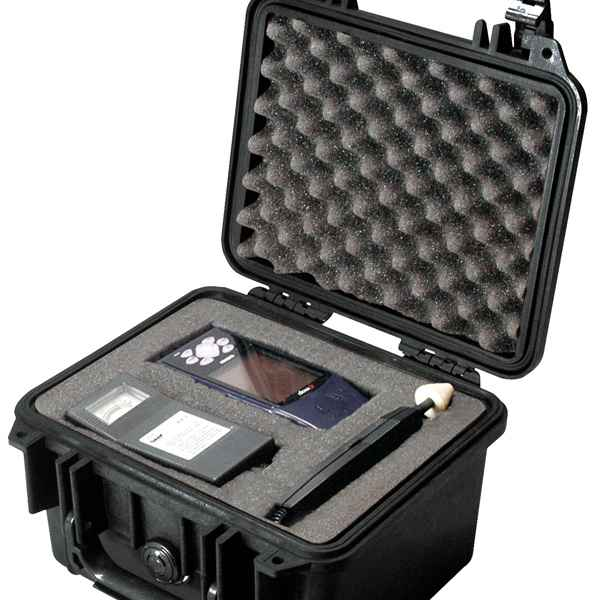 Pelican Products 1300 Case, Black, With Foam