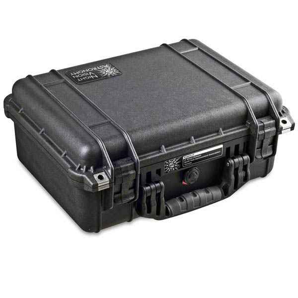 Pelican Products 1450 Case, No Foam, Black