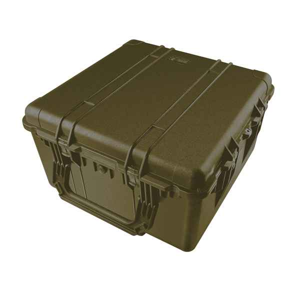 Pelican Products 1640 Case, w/Foam, Desert Tan