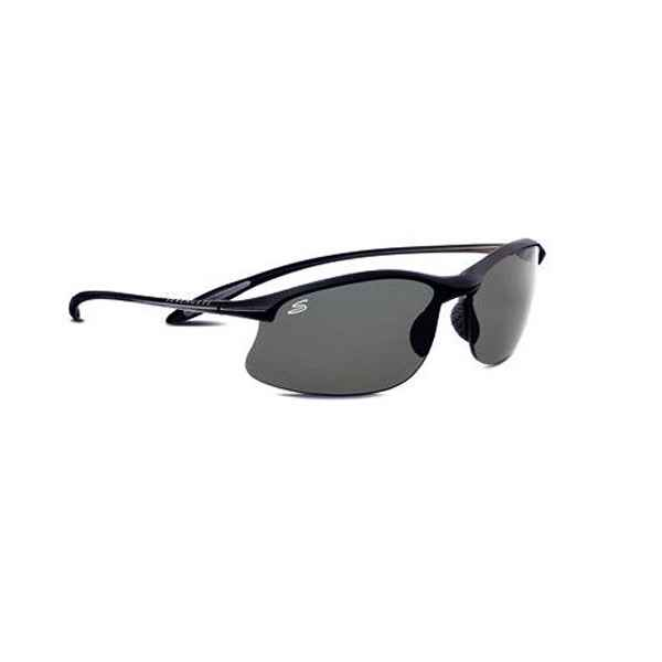 Serengeti Eyewear Maestrale, Polar PhD CPG, Satin Black