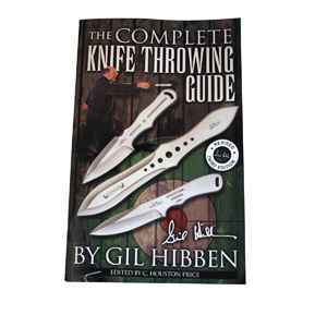 United The Complete Knife Throwing Guide, by Gil Hibben, 64 Pages