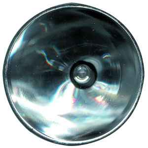 Underwater Kinetics UK Lamp/Reflector Assembly, 4AA/2L, Converts to Standard Q40