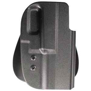 Uncle Mike's Kydex Paddle Holster, Size 21, Glock 17/22
