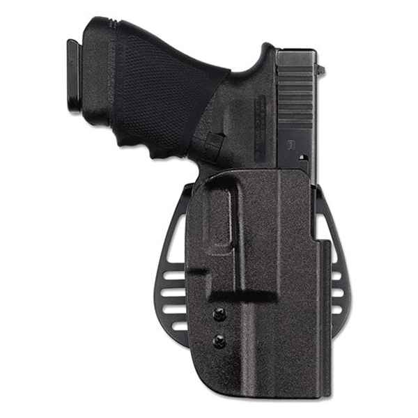 Uncle Mike's Kydex Paddle Holster, RH, Size 30, Full Size H&K USP