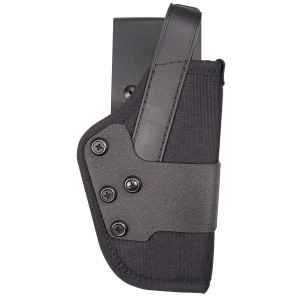 Uncle Mike's Cordura Dual Ret. Jacket Slot Duty Holster