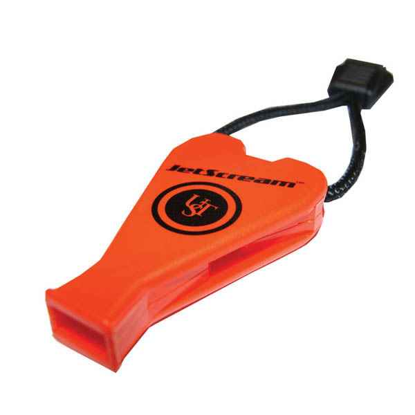 Ultimate Survival Jetscream Whistle, Orange