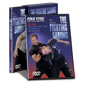 Cold Steel The Fighting Sarong 2 DVD Set