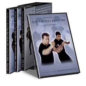 Cold Steel Ron Balicki's Jun Fan Jeet Kune Do DVDs