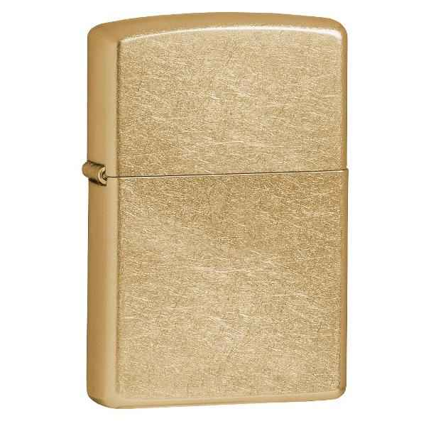 Zippo Gold Dust, Brushed Finish