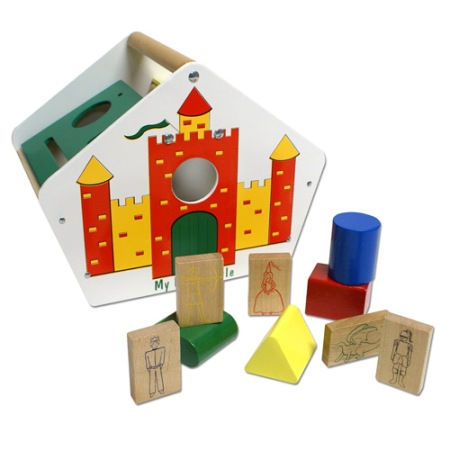 Holgate Toys My 1st Castle - American Made