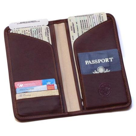 Duluth Travel Wallet Made in USA