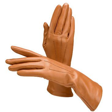 Ladies Fashion Leather Gloves Made in USA