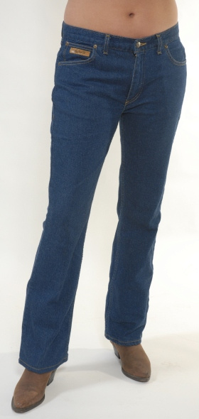 Ladies Low-Rise STRETCH Denim Jeans Made in America