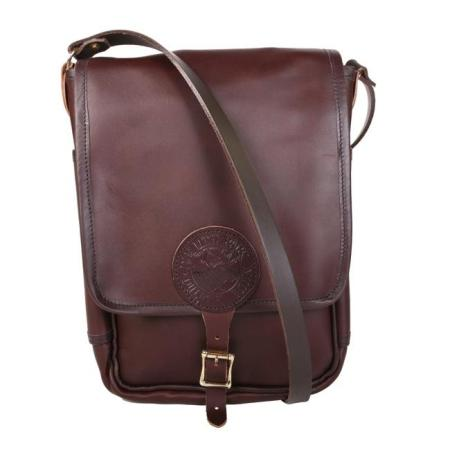 Duluth Pack  Leather Haversack Made in USA