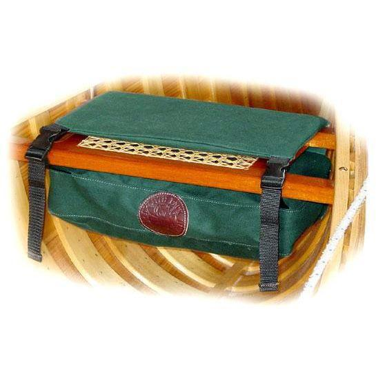 American Made Padded Canoe Seat Pack by Duluth Pack
