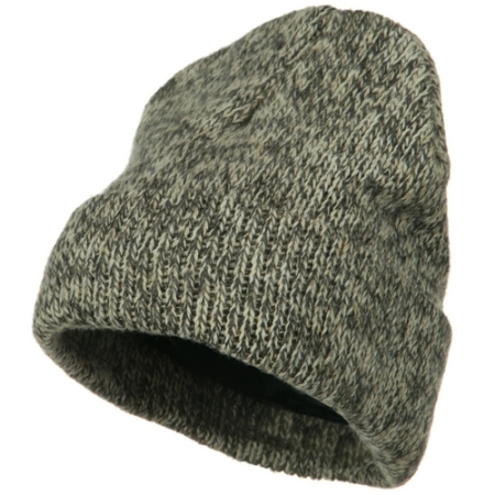 Raggwool Fleece Lined Cuff Beanie Made in AMerica