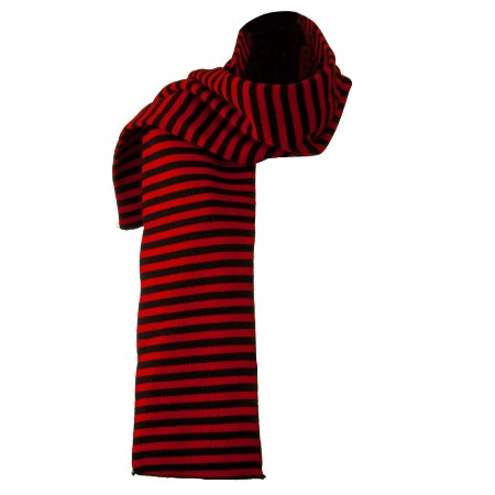 American Made Stripe Stretch Scarf