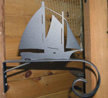 Sailboat Bracket  Made in USA