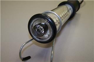 Stubby II LED with 1-Watt End LED 25' Cord by Saf-T-Lite  Made in USA