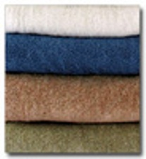 Native Organic Cotton 3 Piece American Made Towel Set -