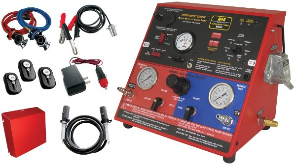 Super MUTT® Head Trailer Tester (Light and Air Brake Tester) Made in USA