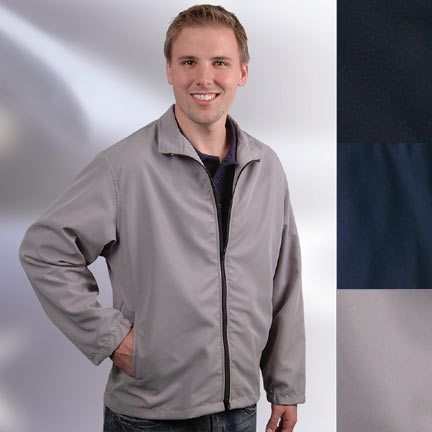 Men's Unlined Microfibre Sport Jacket  - Made in America
