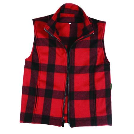 Duluth Pack Wool Vest Made in America