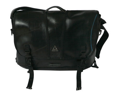 Messenger Backpack American Made by Green Guru